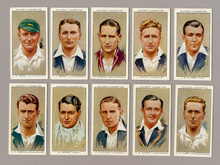 Cricketers, 1934