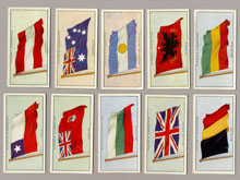 Flags of the League of Nations