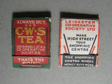 Co-operative pin & needle cases