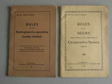 Nottingham & Rugby Co-op Rule Books