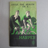 Harper Cycles catalogue