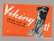 Viking Cycles Price List