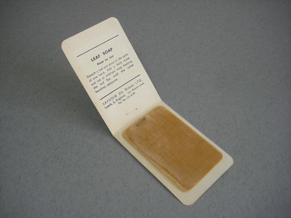 Osman Towels Leaf Soap