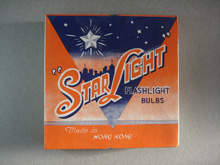Star Light Torch bulbs