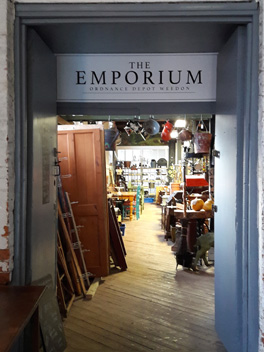 The Emporium, The Ordnance Depot, Weedon