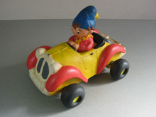 Toy Noddy Car